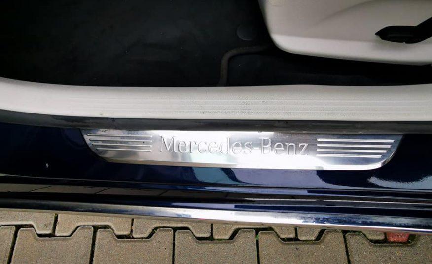 MERCEDES CLASS C220 CDI AVANGUARDE 170HP