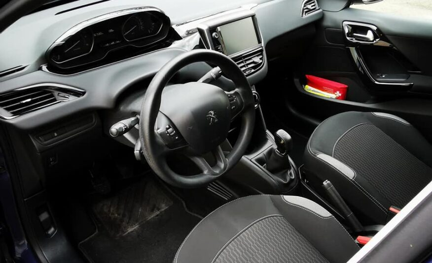 PEUGEOT 208 BLUE HDI 75HP ACTIVE