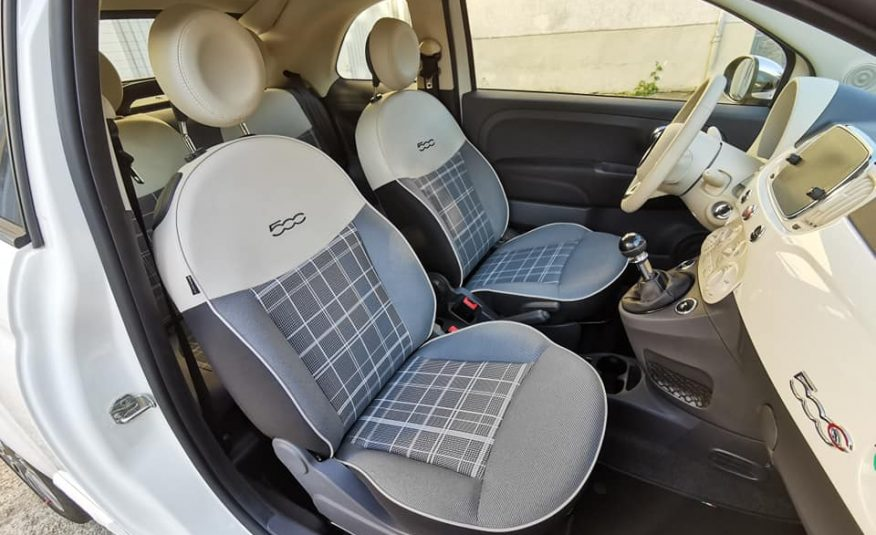 FIAT 500 CABRIO TWINAIR 85HP