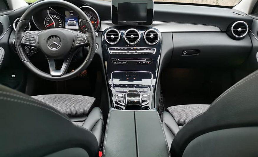 Mercedes Class C220CDI 170HP Avanguarde